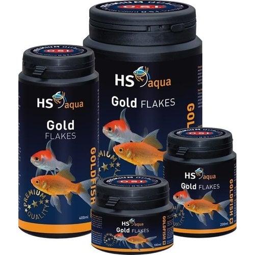 Hs Aqua Gold Flakes