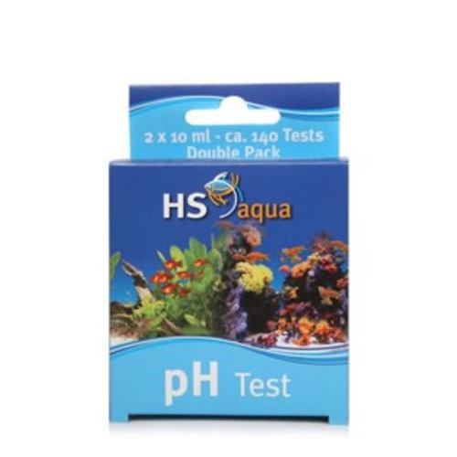 Hs Aqua pH Test