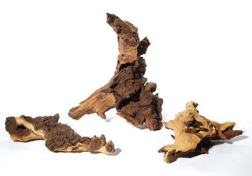 Mopani hout