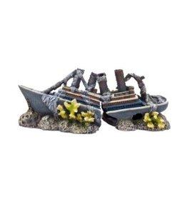 Hs Aqua Wrecked Cruise Ship