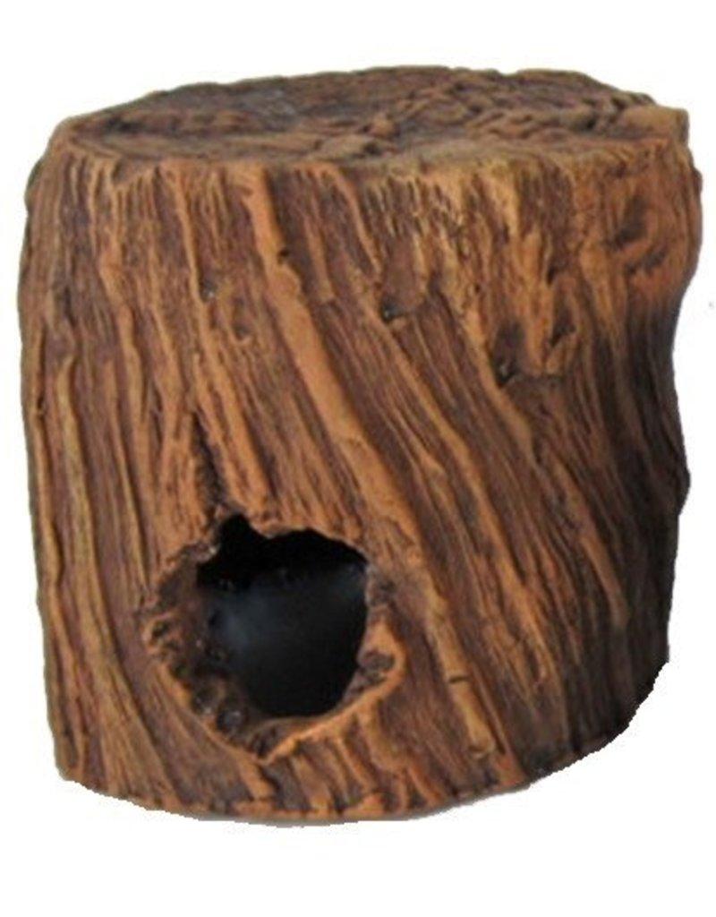 Hs Aqua Ceramic Cichlid Cave M