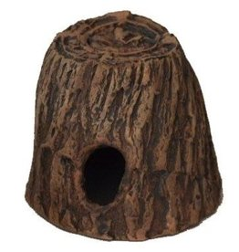 Hs Aqua Ceramic Cichlid Stump M
