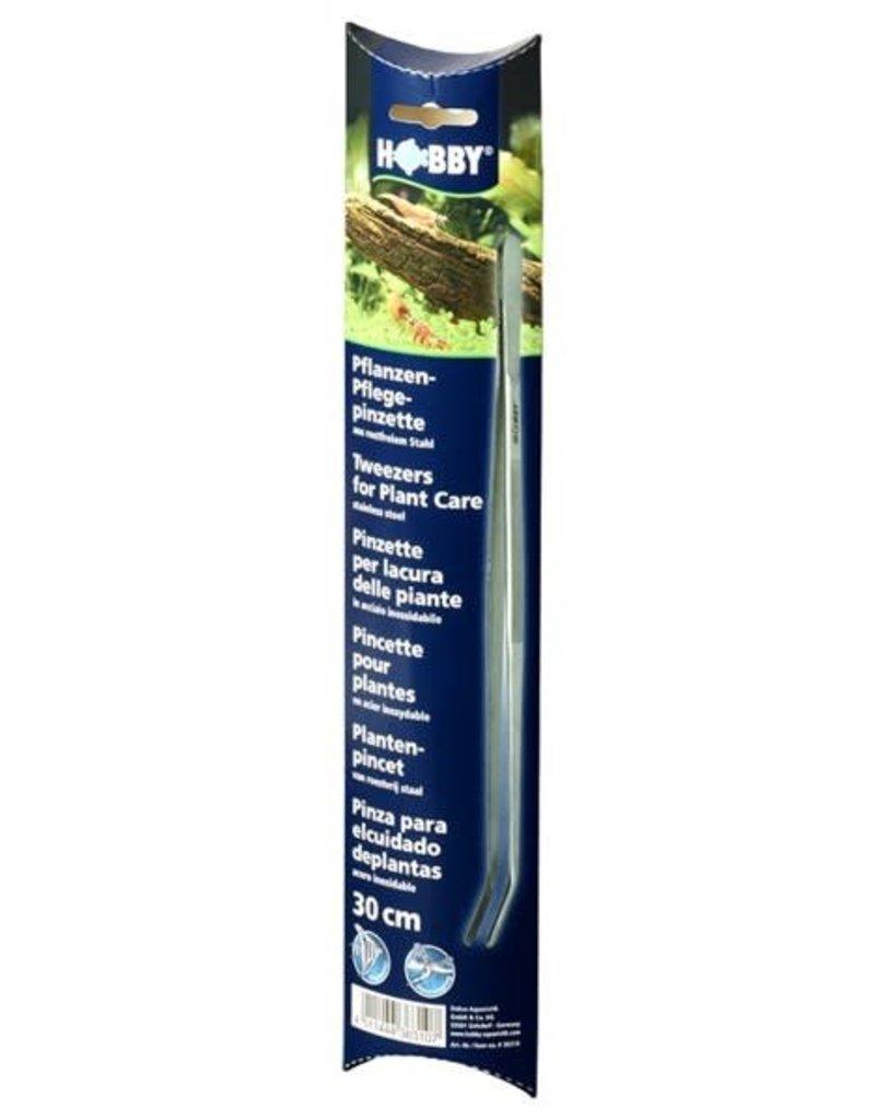 Hobby Plantenpincet 30 cm - Gebogen
