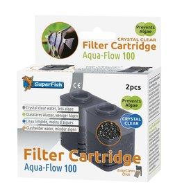 SF Crystal Clear Aqua-Flow 100