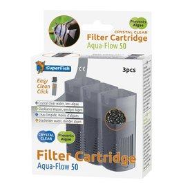 SF Crystal Clear Aqua-Flow 50
