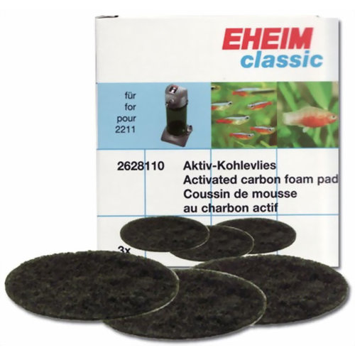 Eheim 2211/150 - Koolvlies 3x