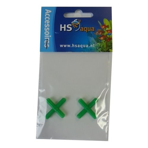 Hs Aqua Kruisstuk Plastic 4-6