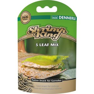 Dennerle Shrimp King 5-Leaf-Mix