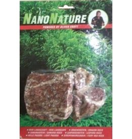 Nano Nature Streifenburgundersteen