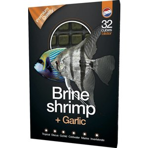 Brine Shrimp plus Garlic
