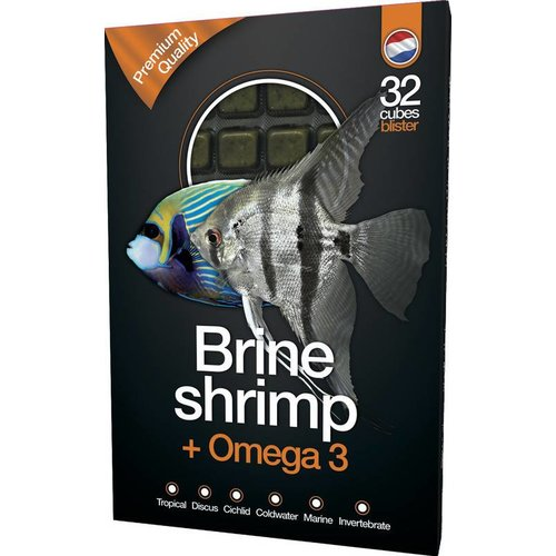 Brine Shrimp plus Omega 3