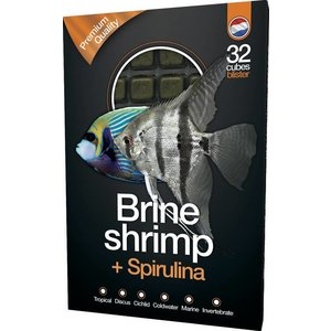 Brine Shrimp plus Spirulina