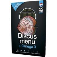 Discus Menu plus Omega 3