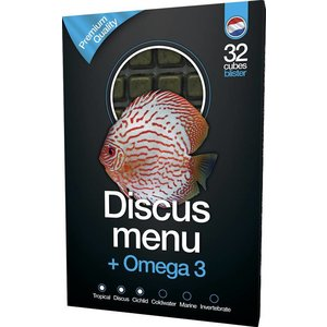 Discus Menu plus Omega 3