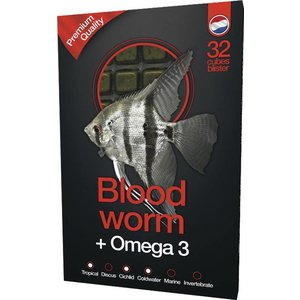 Bloodworm plus Omega 3