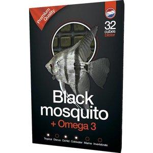 Zwarte mug plus omega 3
