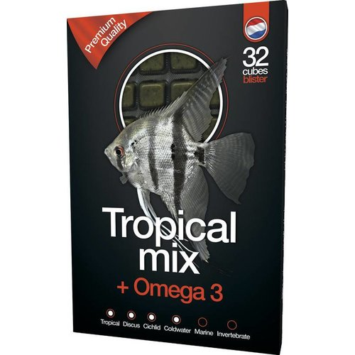 Tropical Mix plus Omega 3
