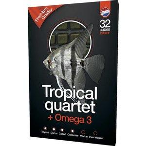 Tropical kwartet plus omega 3