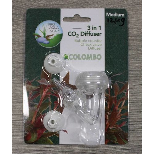 Colombo Co2 3-1 Diffusor Medium