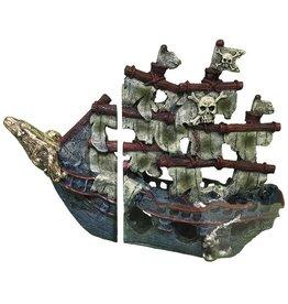 SF ShipWreck Magnet
