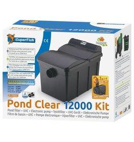 SF Pondclear Kit 12000