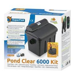 SF Pondclear Kit 6000
