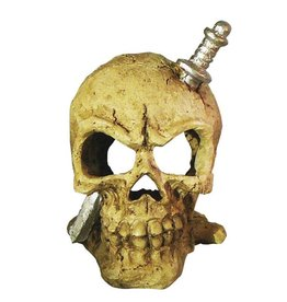 SF Deco Led Skull White