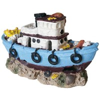 Deco Led Shipwreck