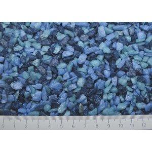 Deco Gravel Mix Blue 1kg