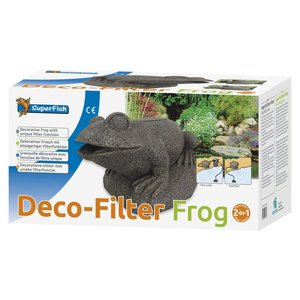 SF Deco-Filter Frog
