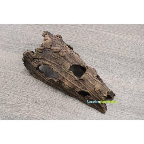 Hs Aqua Ceramic Log-Cave M