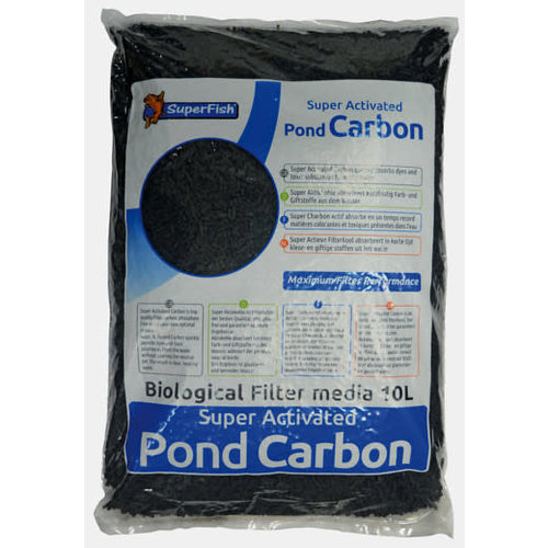 SF Activated PondCarbon