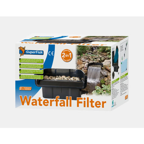 SF Waterfall filter