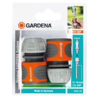 Gardena Slangstuk Set 1/2''