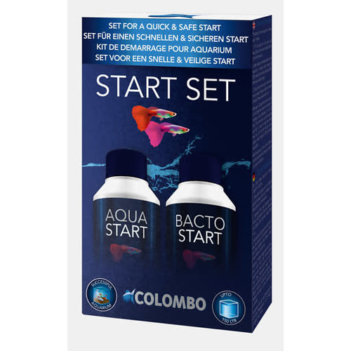 Colombo Aqua Start Combipack
