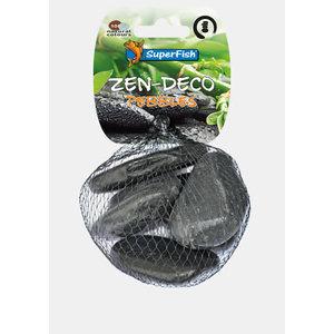 Zen-Deco Pebble Black