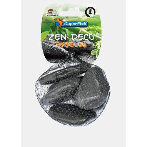 SuperFish Zen-Deco Pebble Black