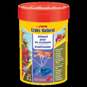 Sera Crabs Natural