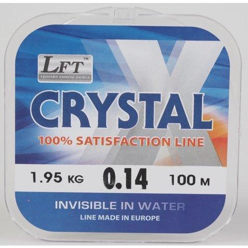 LFT Crystal-X Line 100mtr