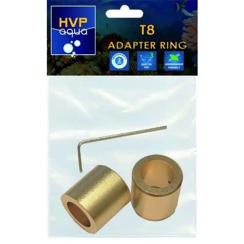 HVP Aqua T8 adapterring set