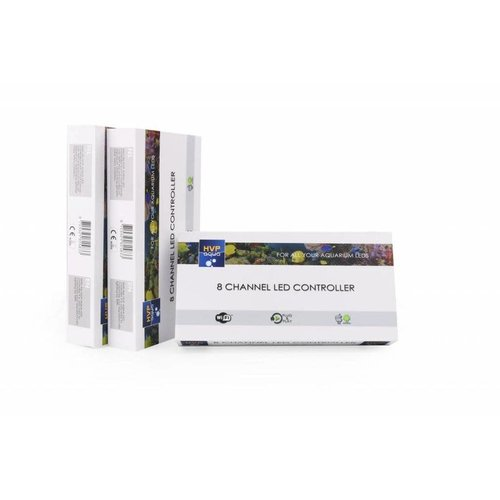 HVP Aqua 8 Kanaals Controller (Wifi Ios Android)
