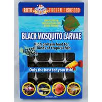 Ruto Zwarte Muggenlarven