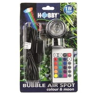 Hobby LED Bubble Air Spot Colour & Moon