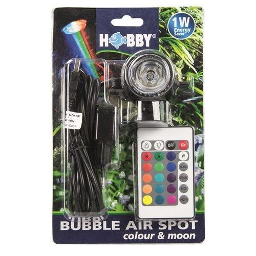 Hobby LED Bubble Air Spot Colour & Moon