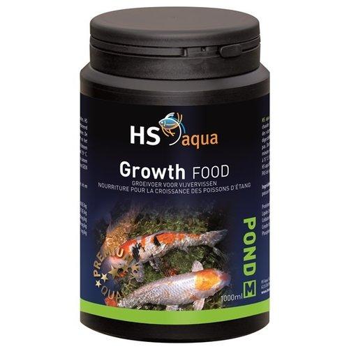 Hs Aqua Pond Food Growth M
