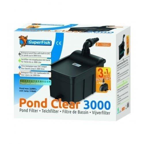SF Pondclear Kit 3000