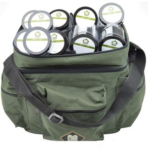 LFT Favourite Carp Cooler Bag (incl. 6+4 jars)