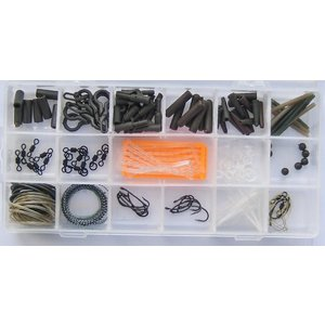LFT Favourite Carp Rig Selection