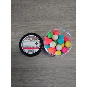 LFT Favourite Carp Fluo Pop-Up Boilies 50gr