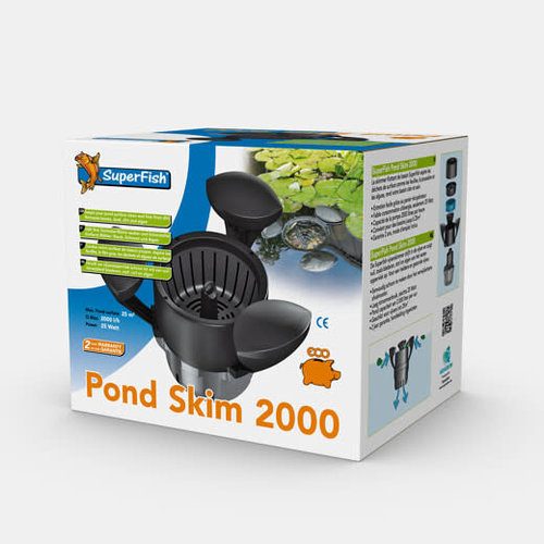 SF Pond Skim 2000